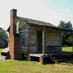 Ames Plantation Cabin