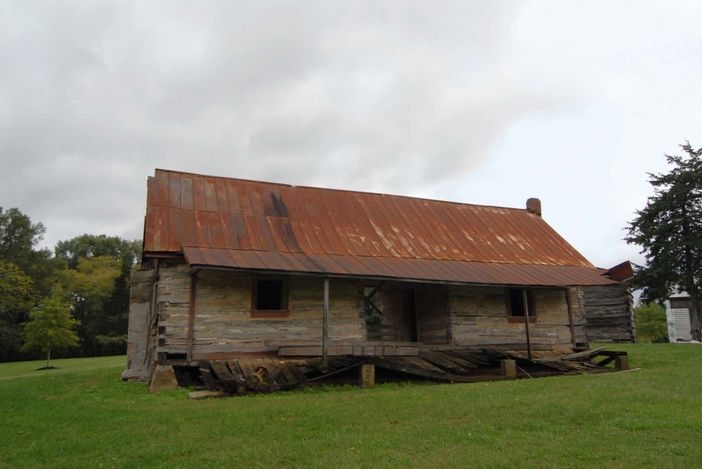 Ames Plantation Cabin with Tin Roof