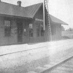 Hickory Withe depot c. 1915