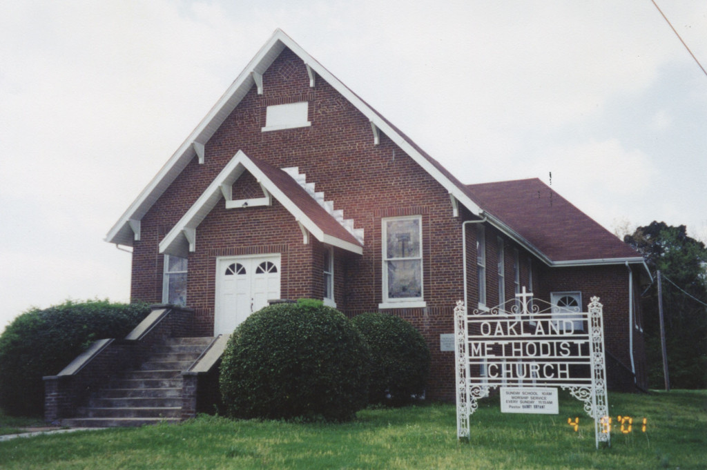 Oakland Methodist Church