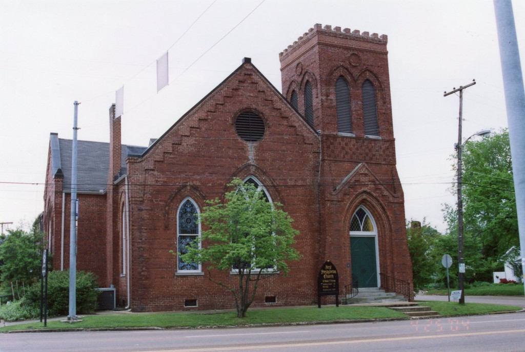First Presbyterian Church 1897