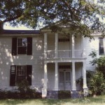 Moorman-Morris house, South Main