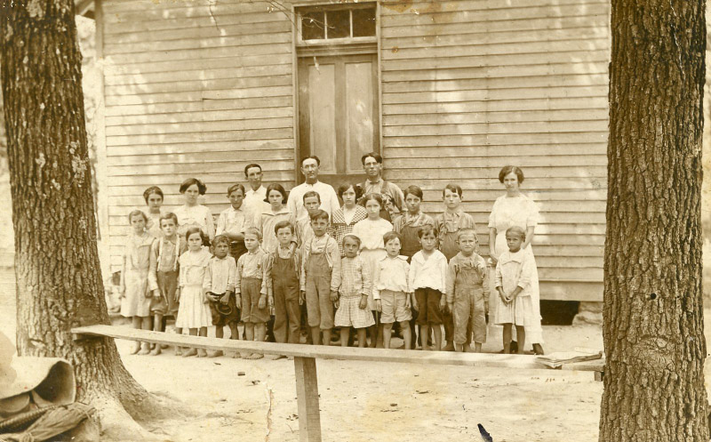 Gaither School c 1910
