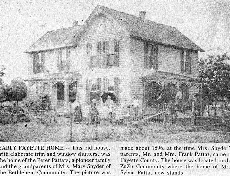 Peter Pattat House